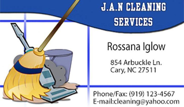 JAN Business Card
